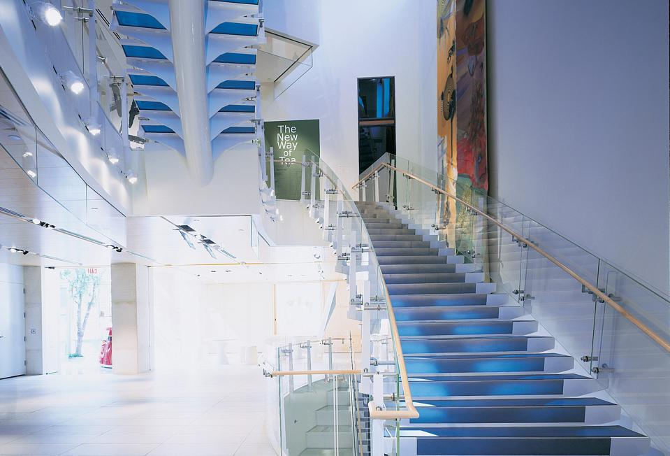 Inside the Asia Society museum in New York which intends to push its inaugural triennial art event back to October due to COVID-10 outbreak.