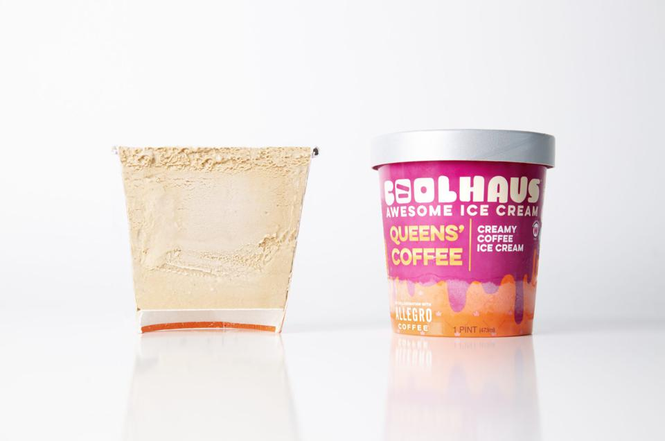 Coolhaus Queens' Coffee Ice Cream