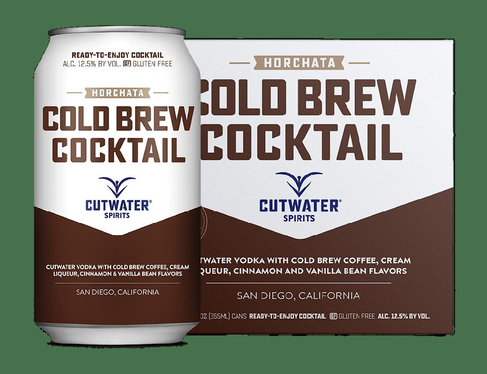 Cutwater Horchata Cold Brew