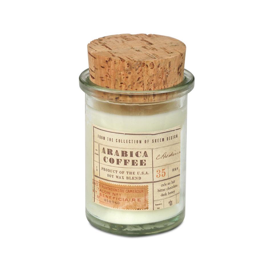 Skeem Design Field Jar Arabica Coffee Candle