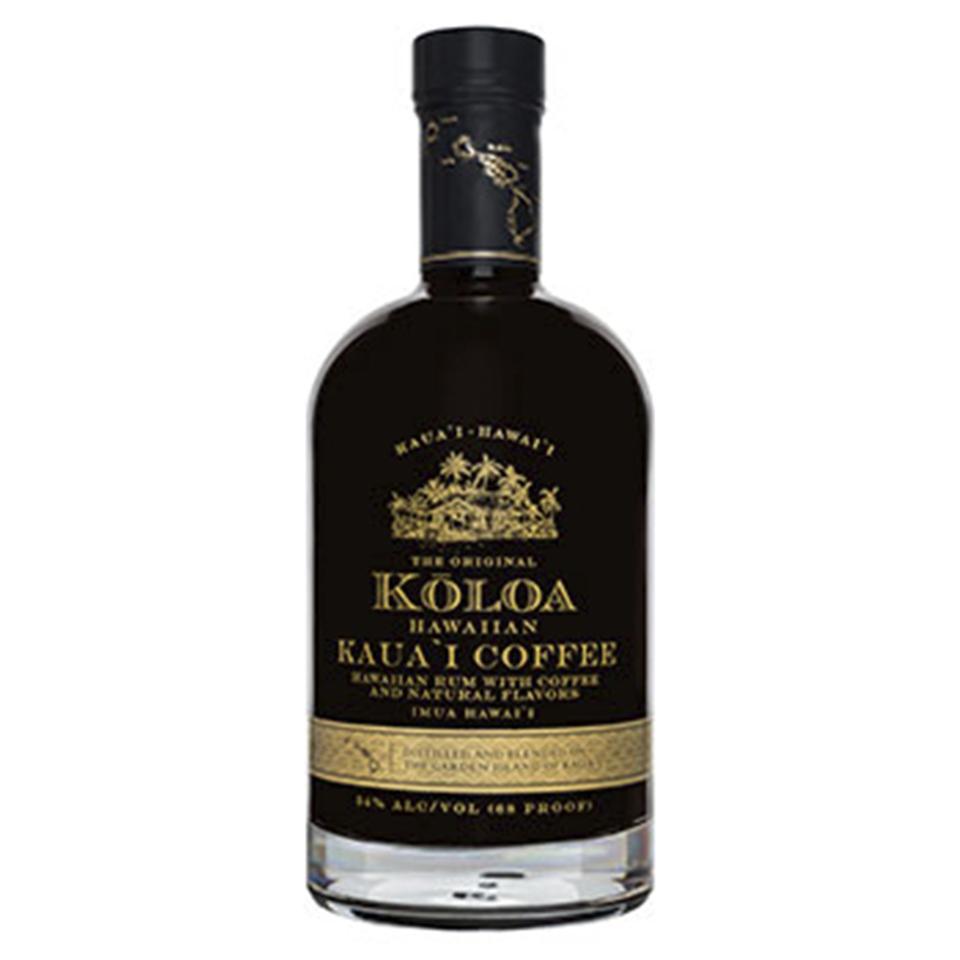 Kōloa Kaua`i Coffee Rum