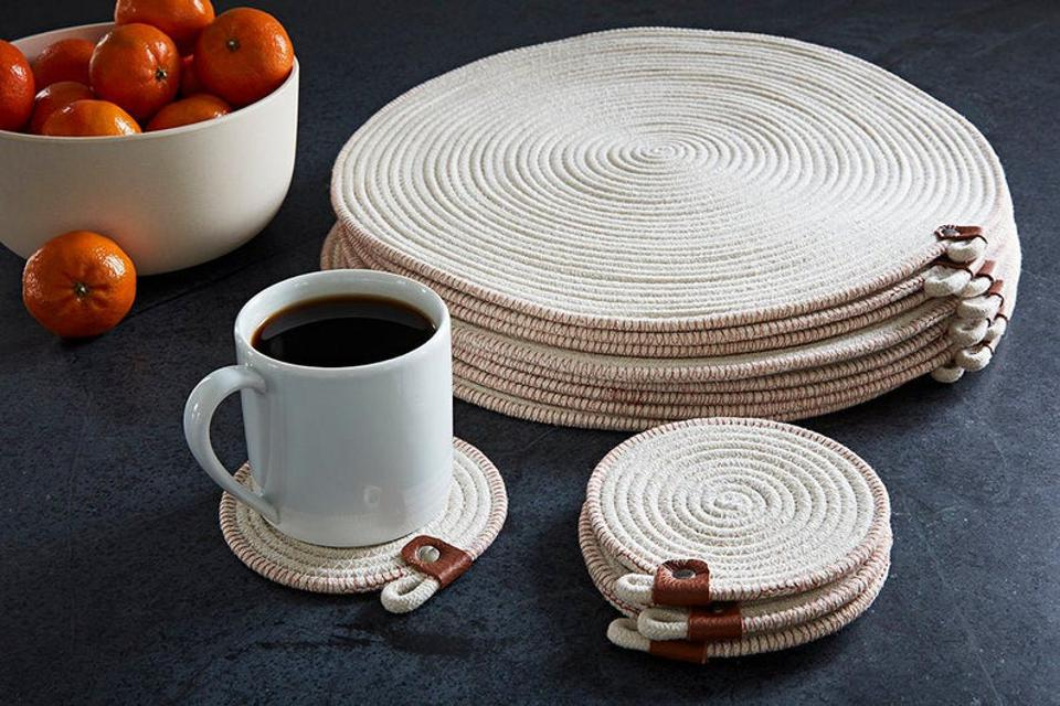 Altuzarra x Etsy, Set of 4 Placemats in Natural