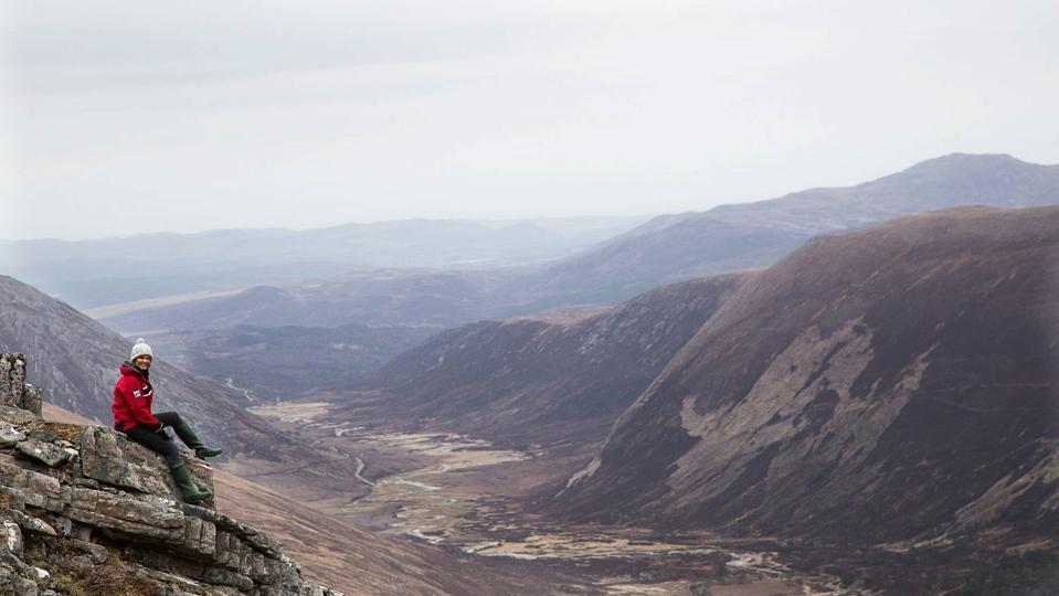 Alladale Wilderness in the Scottish Highlands