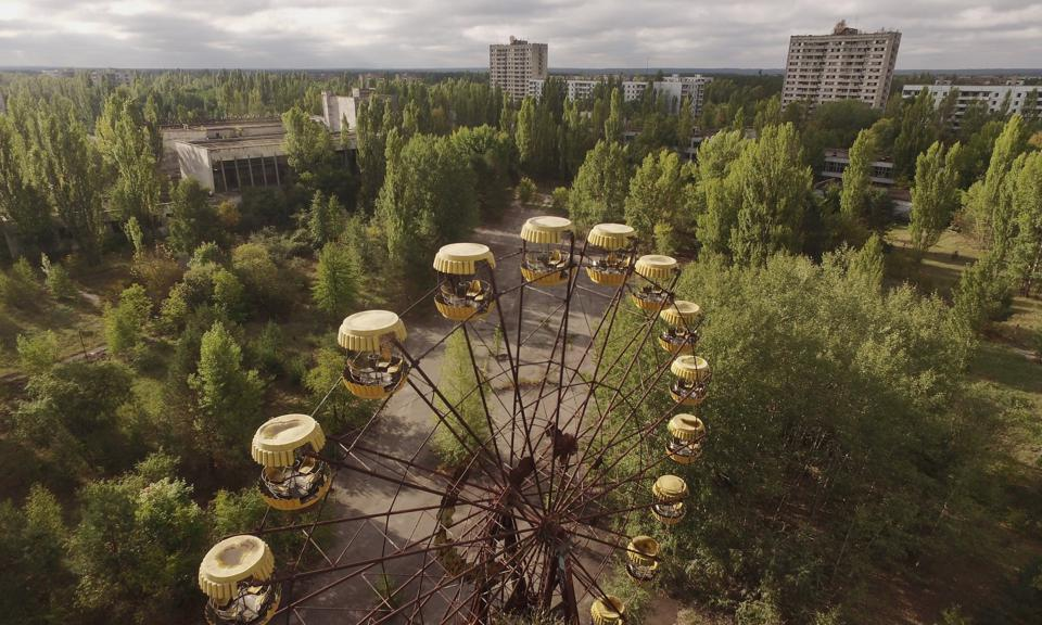 Pripyat, in the Chernobyl exclusion zone is popular for tourists