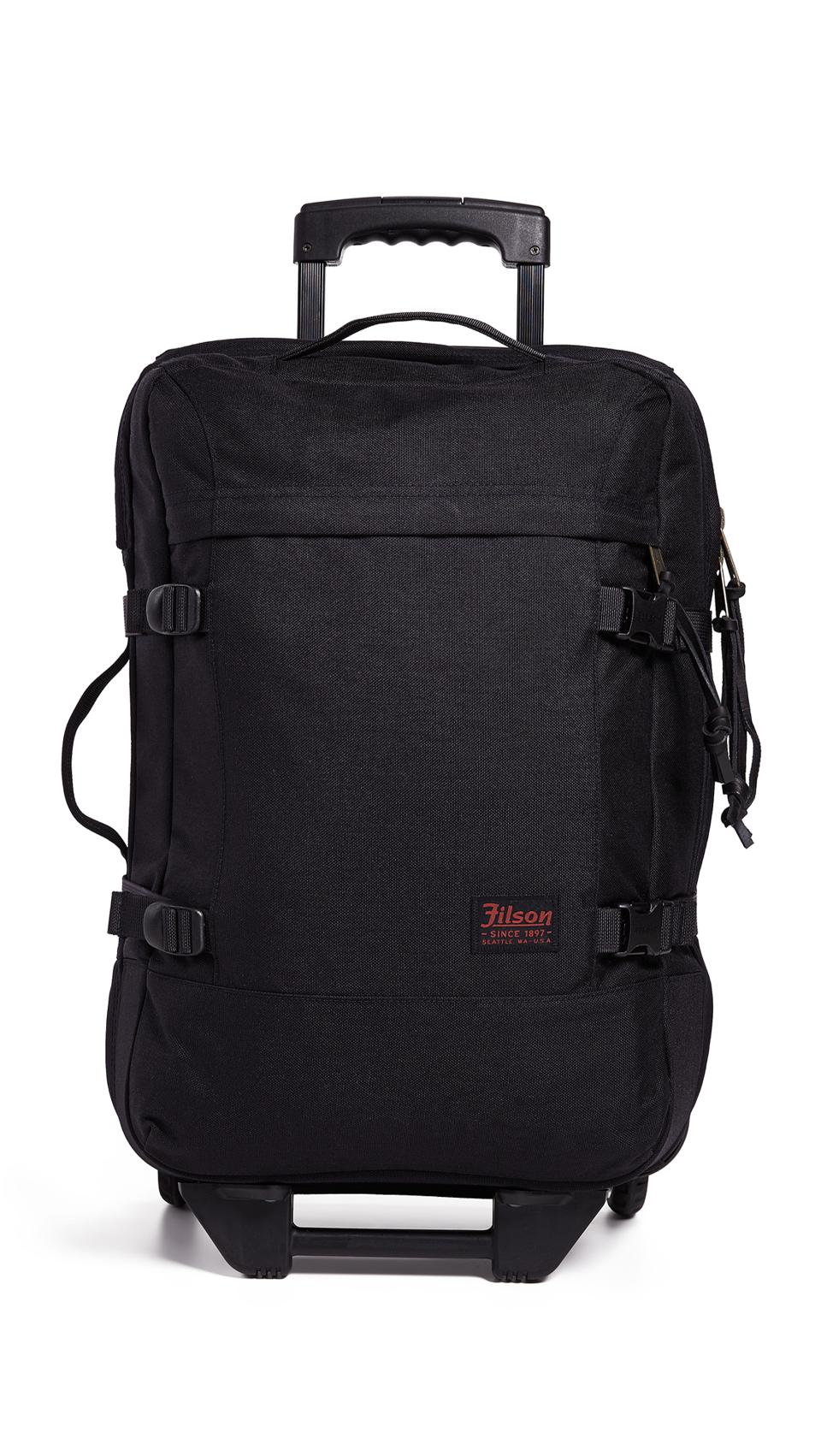 Filson Dryden Two-Wheel Carry-On Suitcase