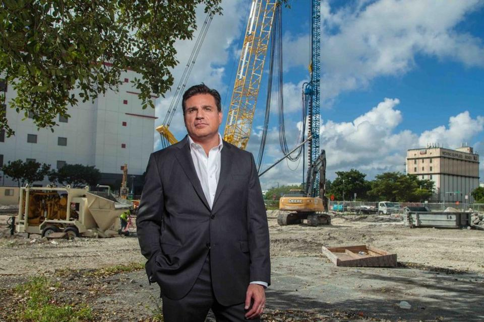 Miami luxury real estate development construction architecture design