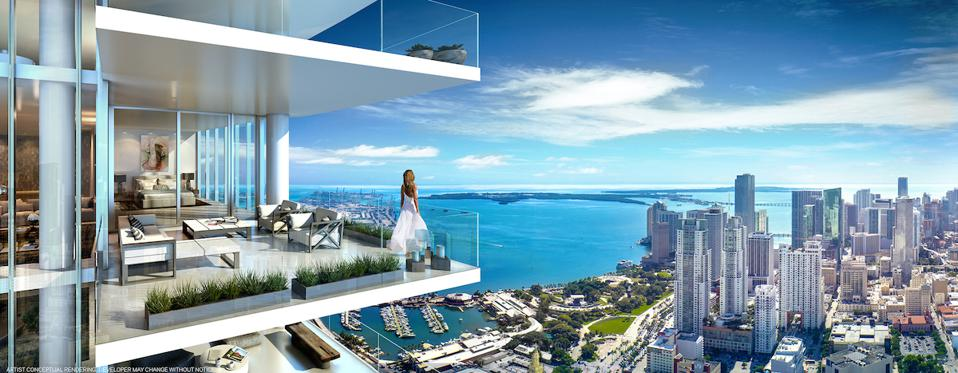 Miami south florida luxury real estate development latin america