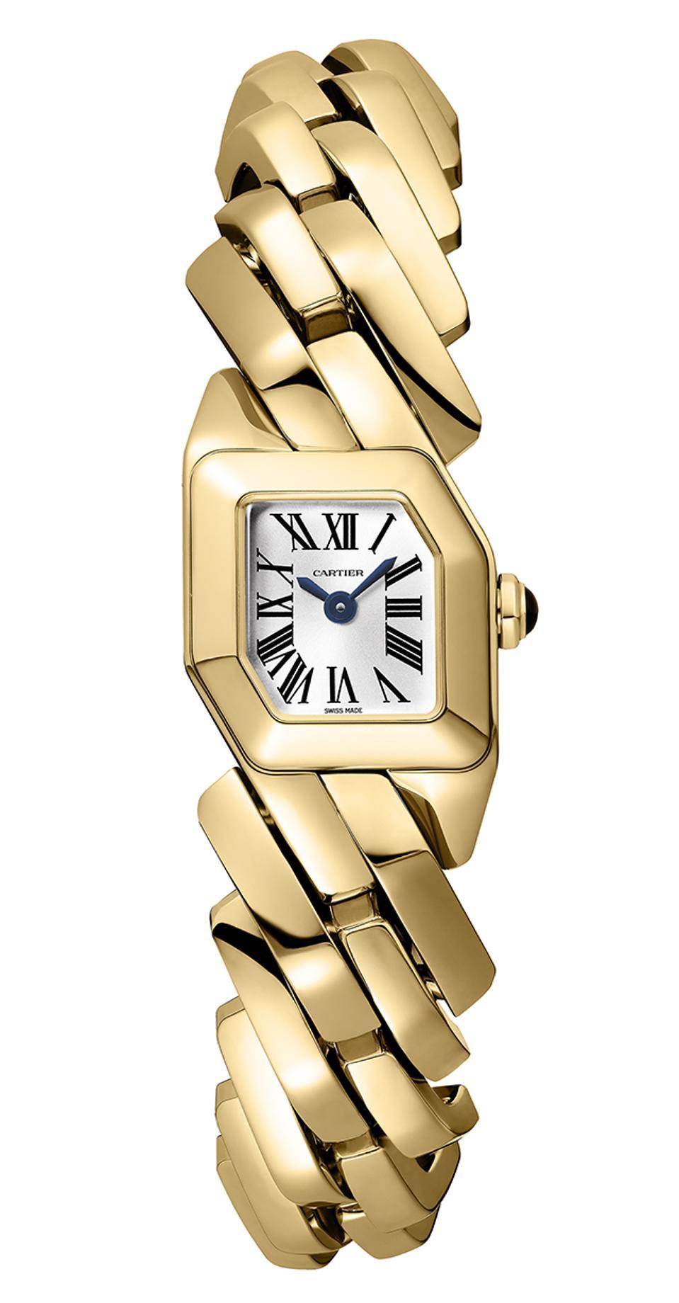 The new Maillon de Cartier.