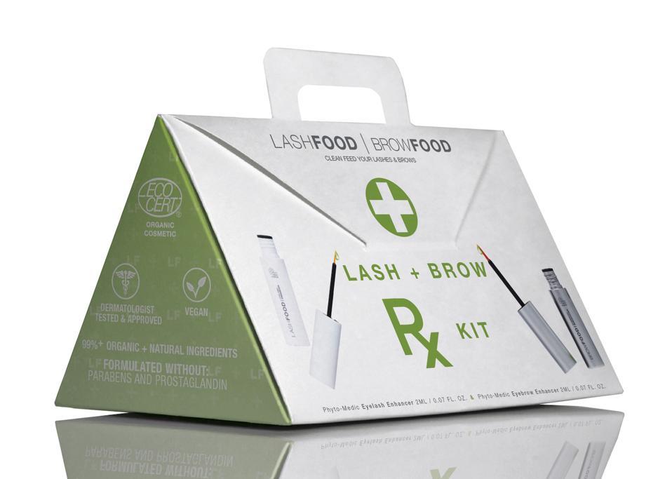 LASHFOOD Lash + Brow Rx Kit