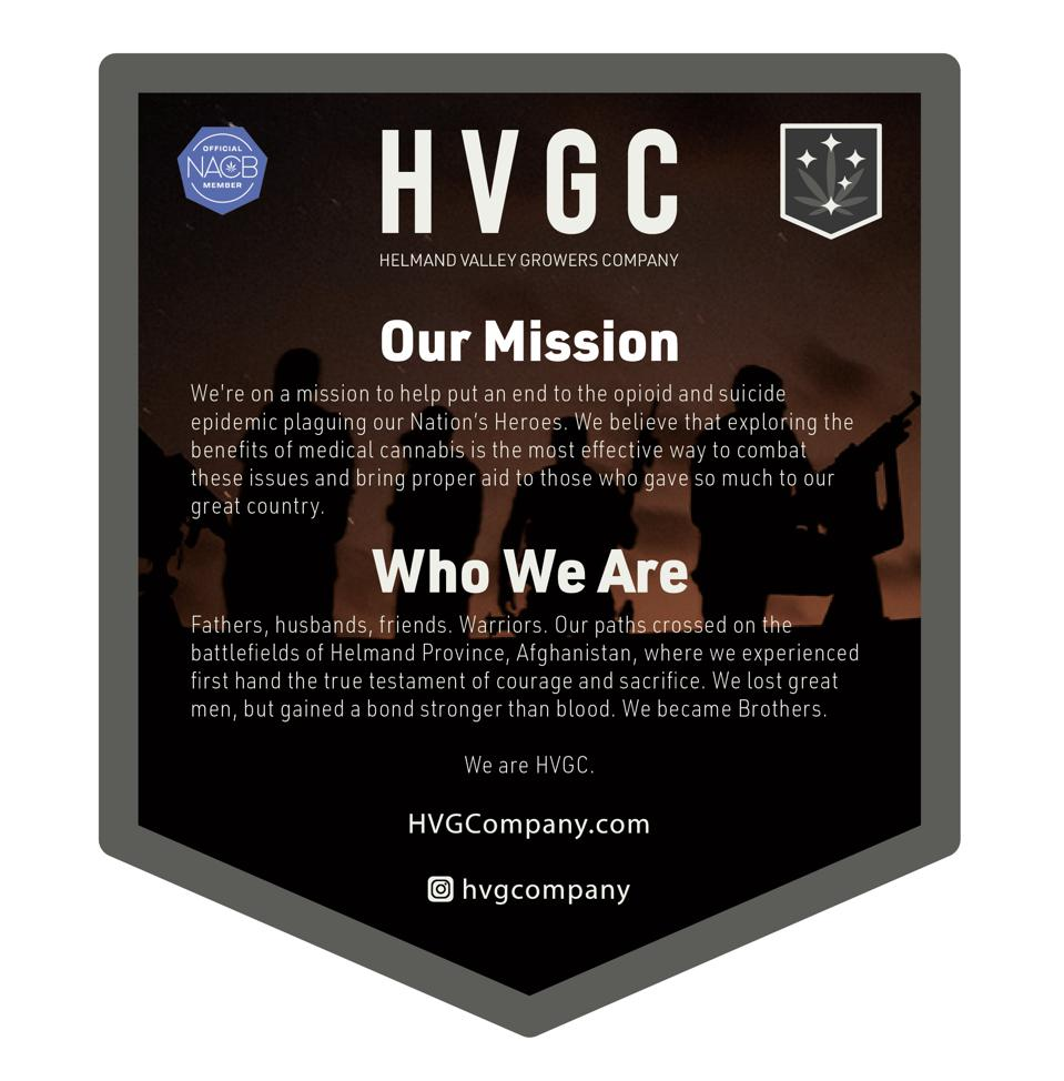 mission statement of the HELMAND VALLEY GROWERS COMPANY