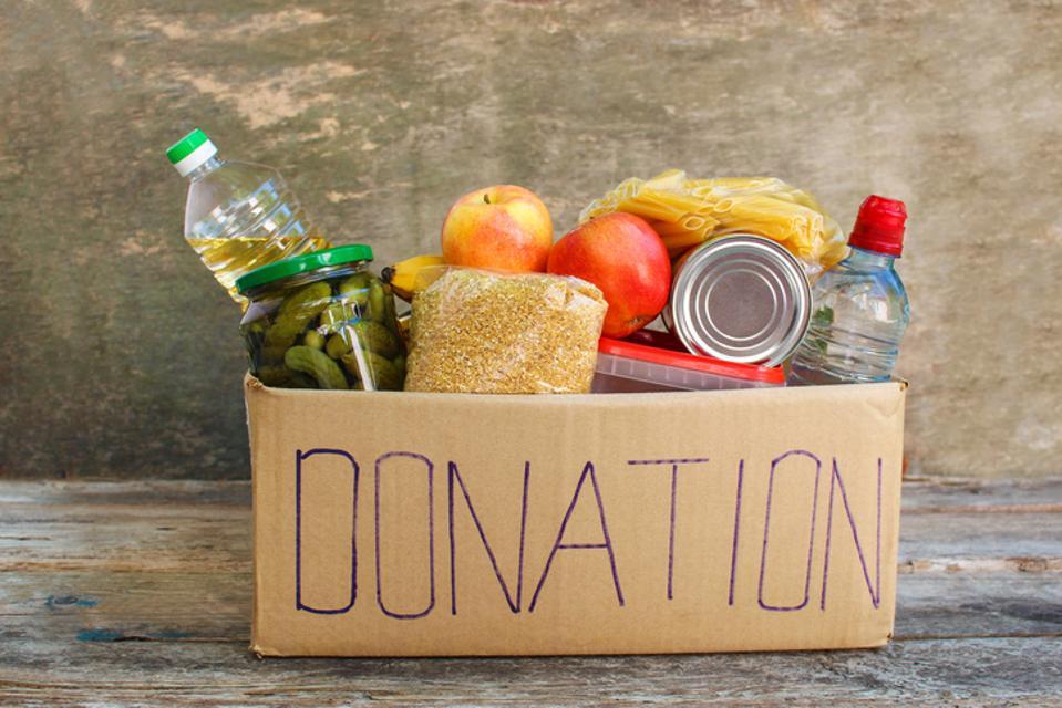 Giving back changes lives