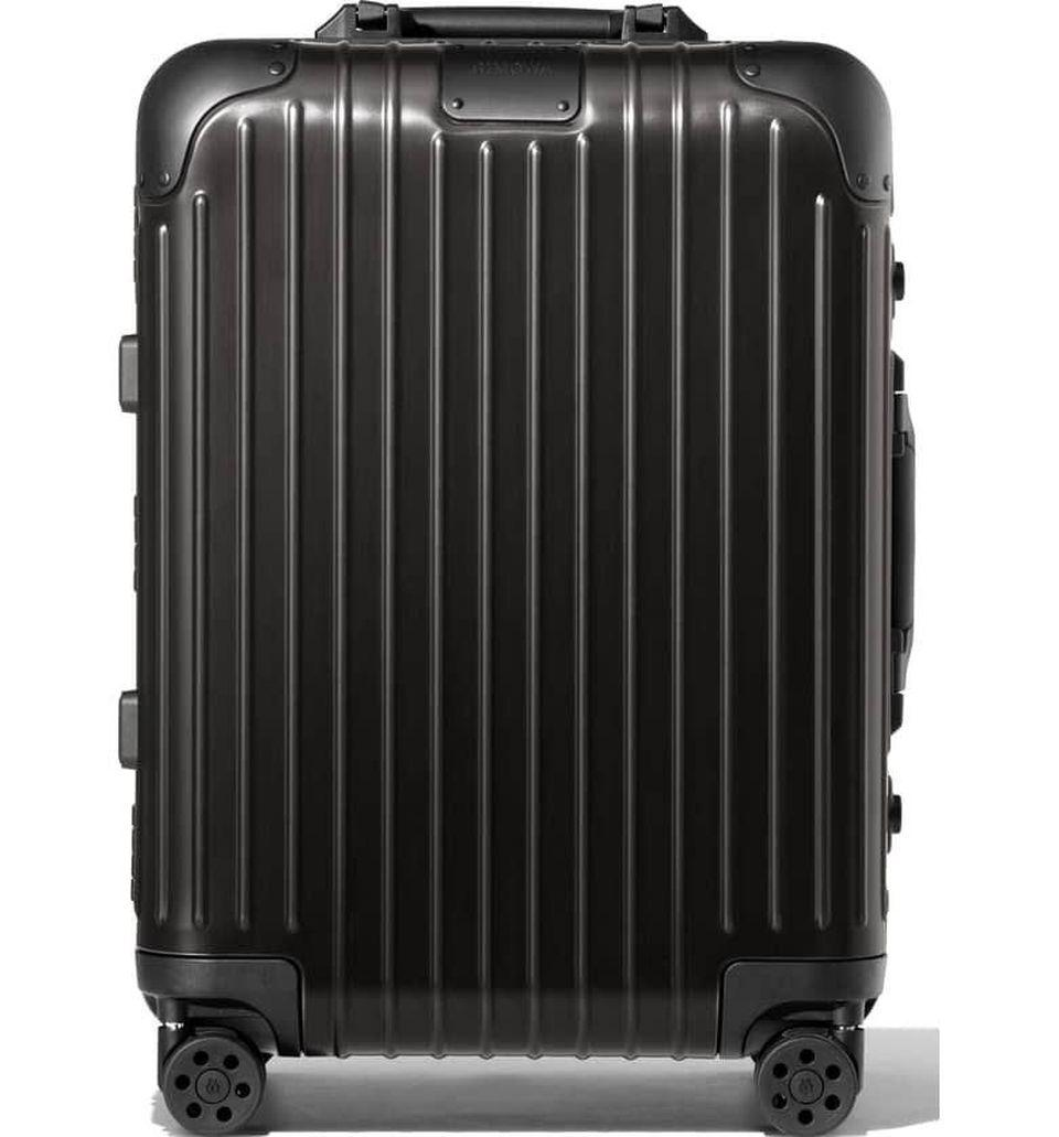 Original Cabin 22-Inch Suitcase RIMOWA Rimowa Original Cabin 22-Inch Packing