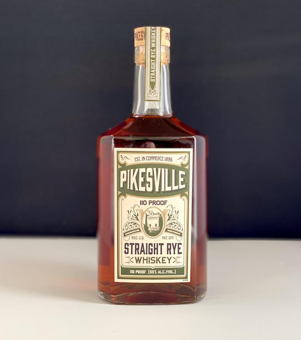 Pikesville Straight Rye_Best Ryes_Kentucky Derby 2020