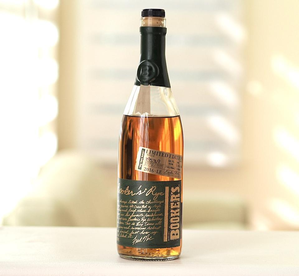Bookers Rye 2016-LE Limited Edition_Best Ryes_Kentucky Derby 2020