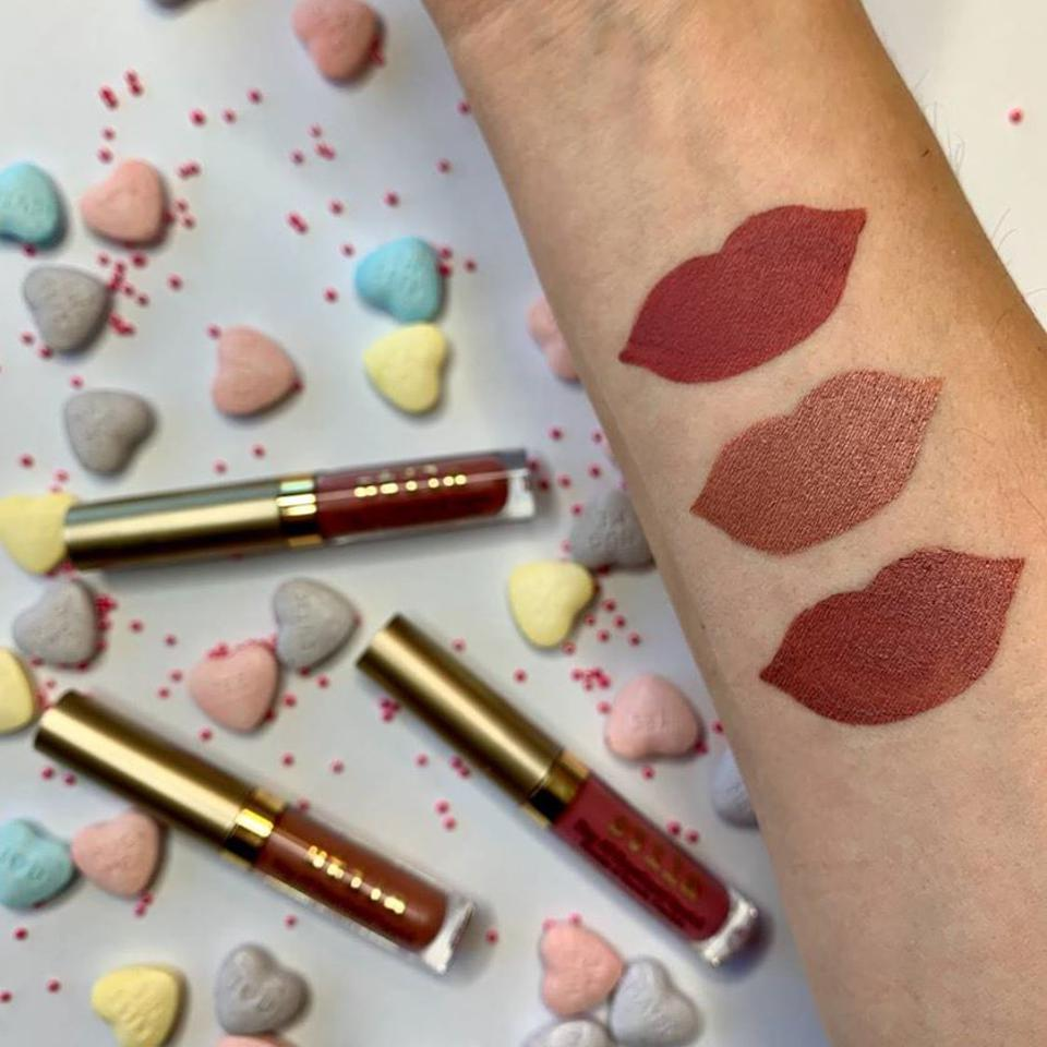 mother's day gift guides. best vegan stay all day lipstick.