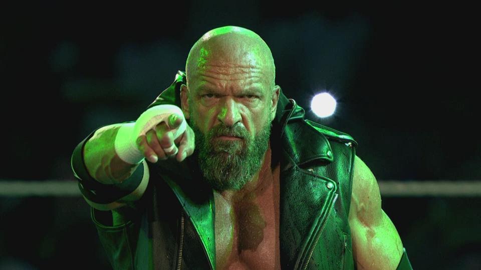 Triple H 25th Anniversary SmackDown Results Coronavirus COVID-19