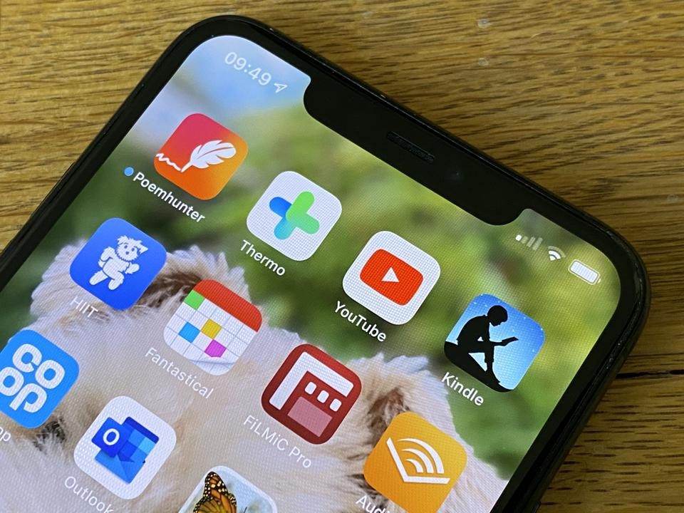 Apps on iPhone may be getting better