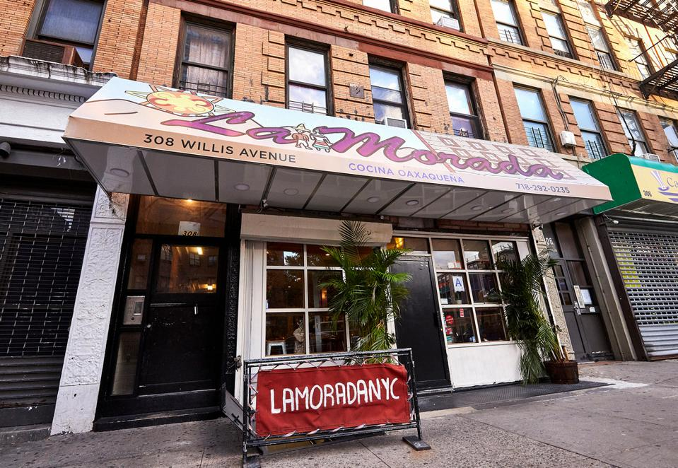 La Morada: Oaxacan delights in the South Bronx.