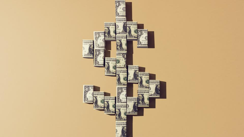 American dollar currency symbol