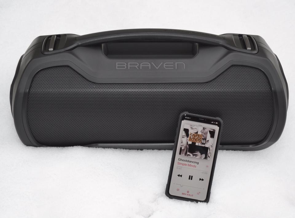 Braven BRV-XXL/2 speaker review