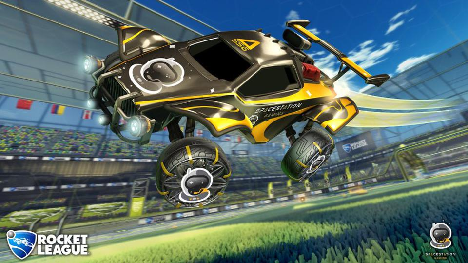 Rocket League Returns To Espn2 This Weekend With Spring Series