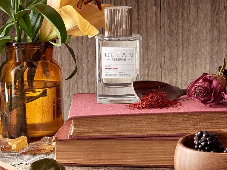 mother's day all natural perfume.