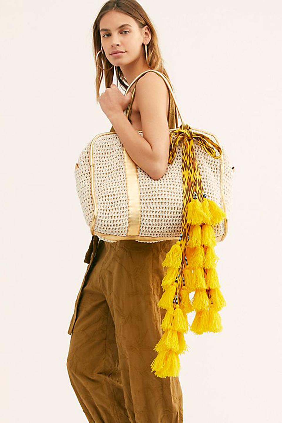FREE PEOPLE Momo Hailey Tote
