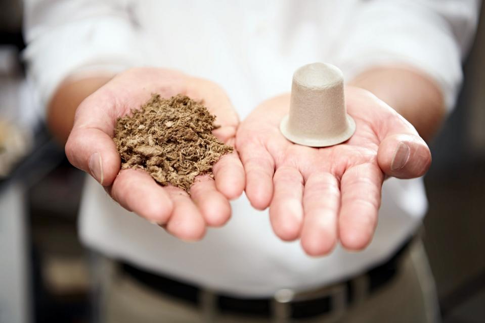 varden, paper, plastic, alternative, coffee pod