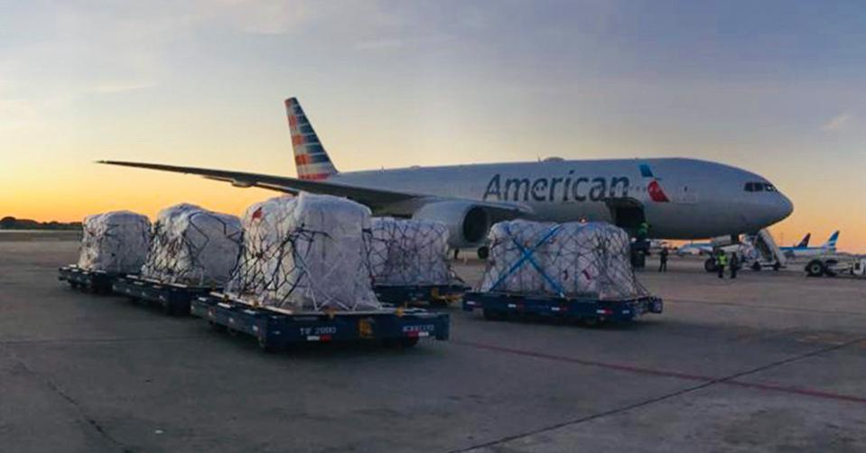 Soybeans fly to Miami