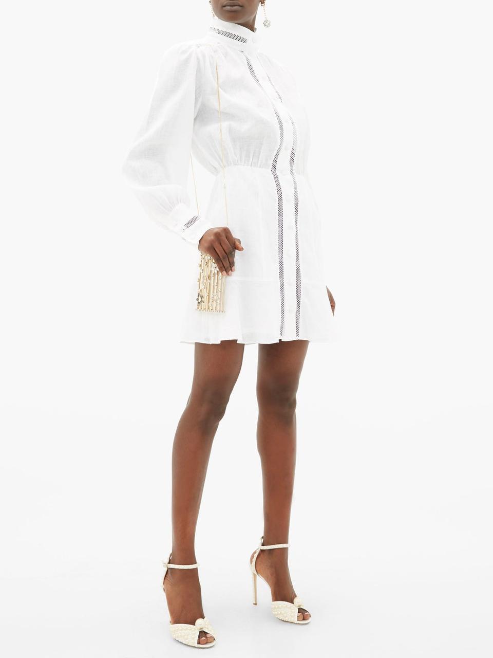 Marella Mini Dress by Raquel Diniz