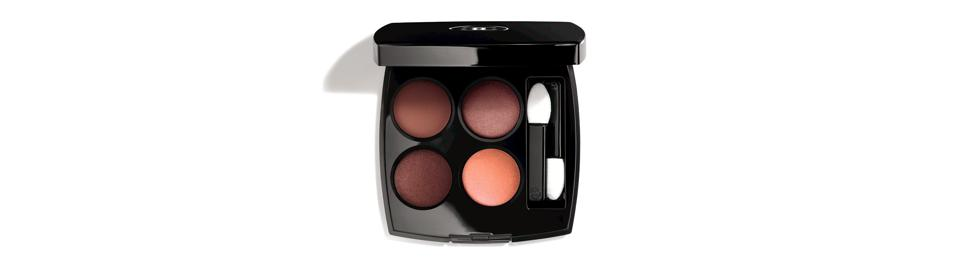 Chanel Les 4 Ombres Eyeshadow Quad in Warm