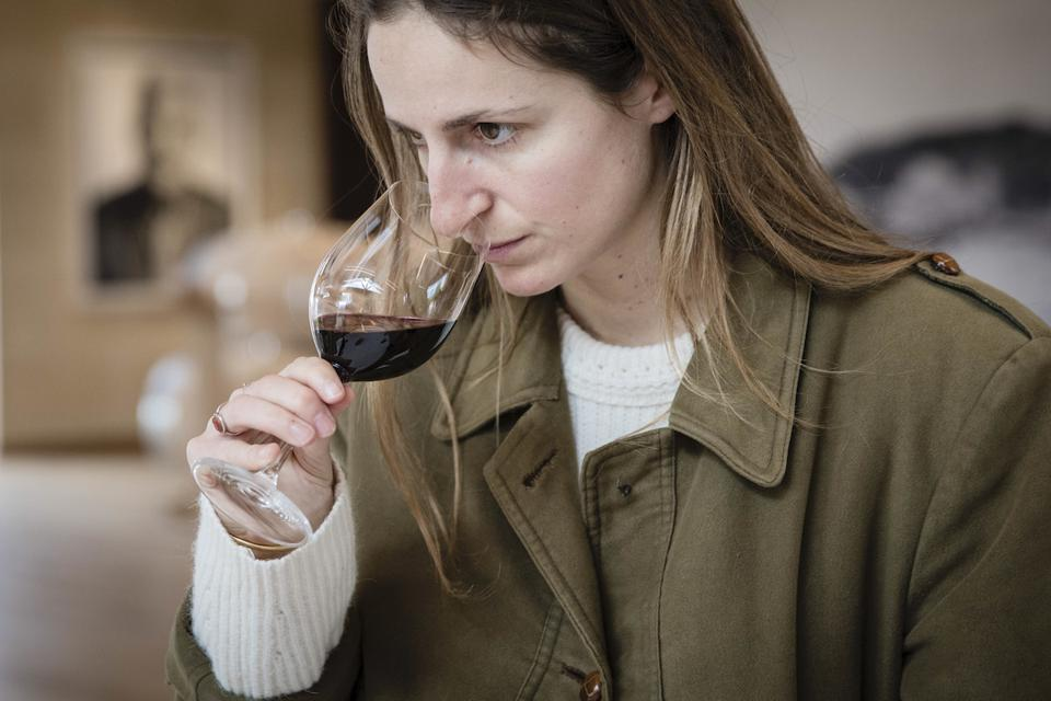 Saskia de Rothschild at Cateau Lafite, red wine, Bordeaux, Burgundy, wine tasting, virtual