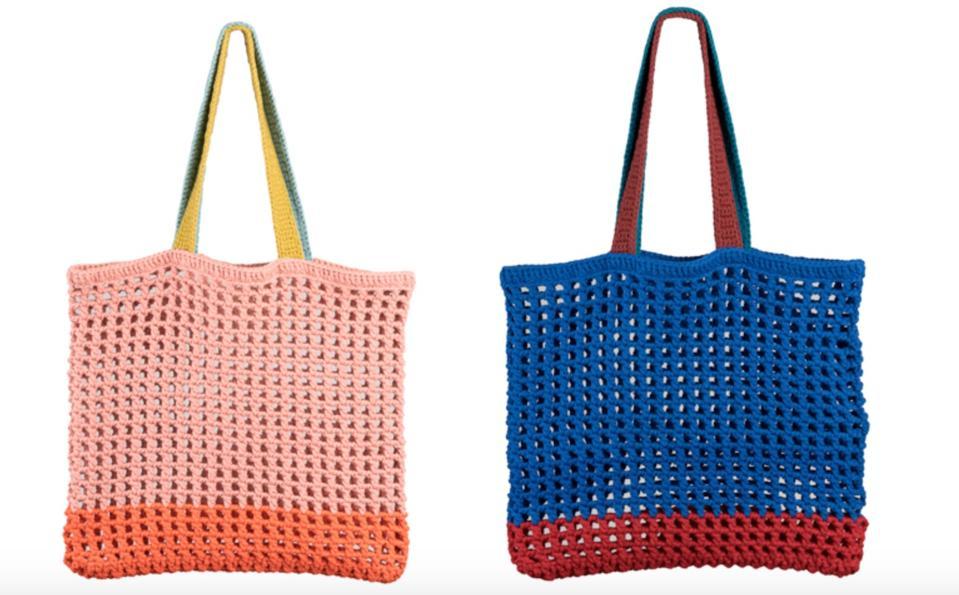 Grid Knot Bag from Verloop