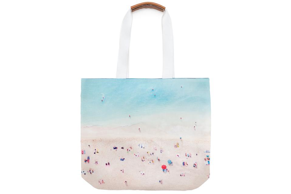 Waikiki Tote Bag from Gray Malin