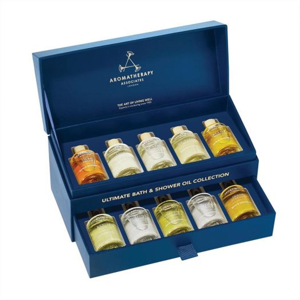 Collection ultime d'huile de bain et de douche Aromatherapy Associates