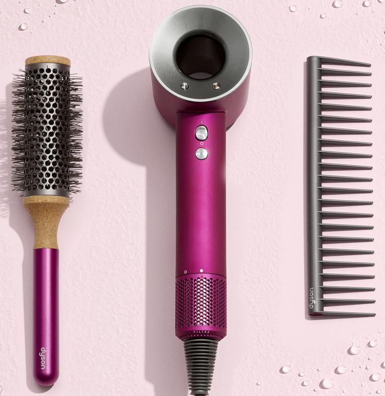 Coffret Dyson Supersonic sèche-cheveux édition spéciale
