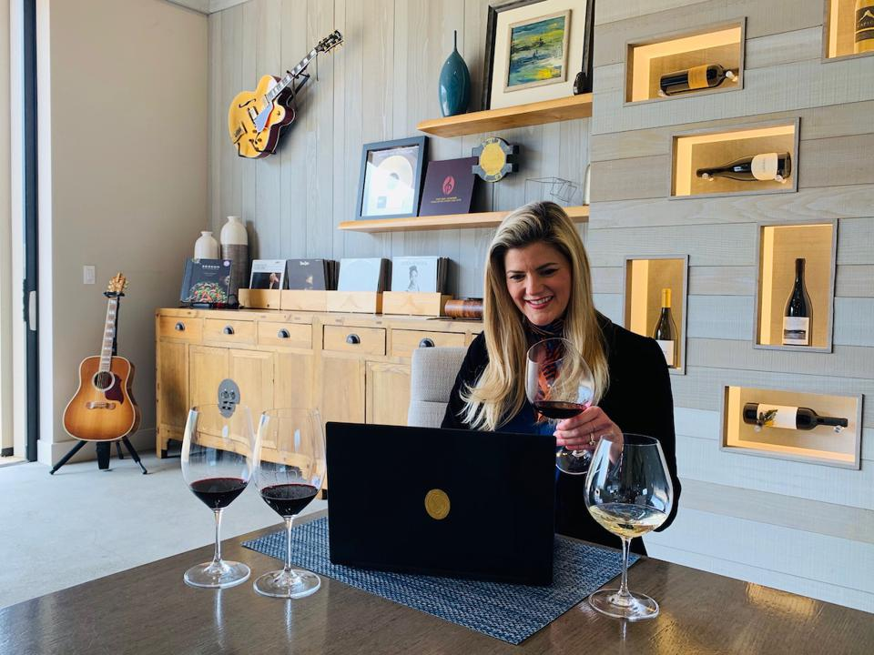 Spire Collection Estate Host Kendall Jackson Family Wines Luxury Travel Wine Tasting Virtual
