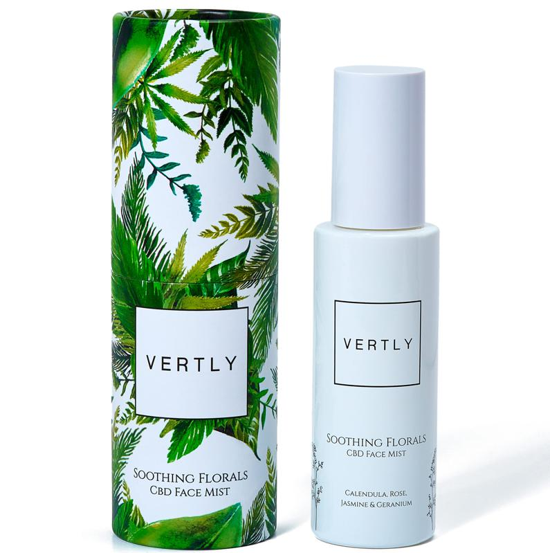 Vertly Soothing Florals Face Mist