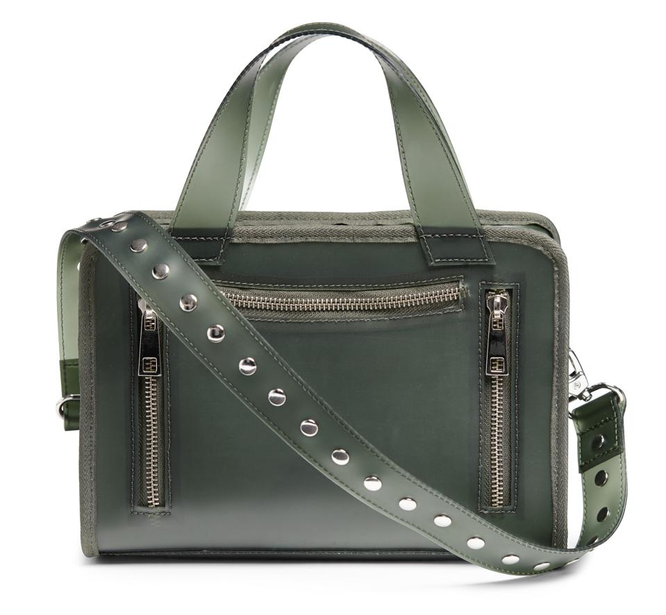 NUNOO Green Donna Vegan Bag