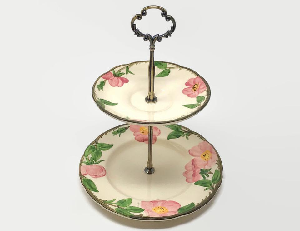 Two-tier serving piece
