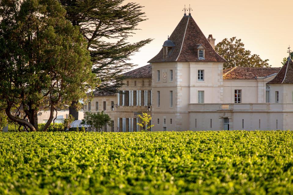 Château Monlot, Saint-Émilion, Bordeaux