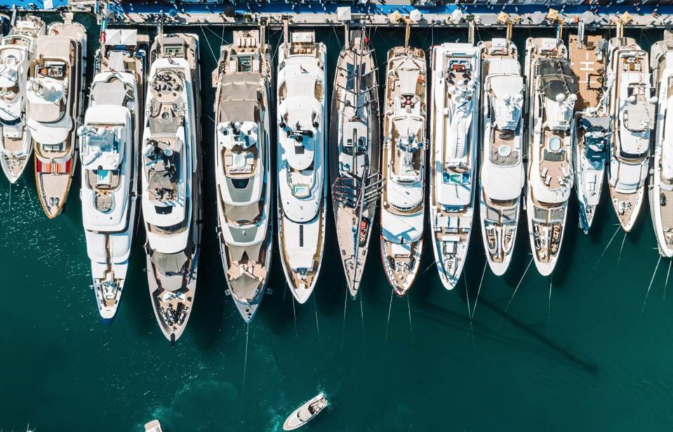 Monaco Yacht Show 2020 is still scheduled to go on.