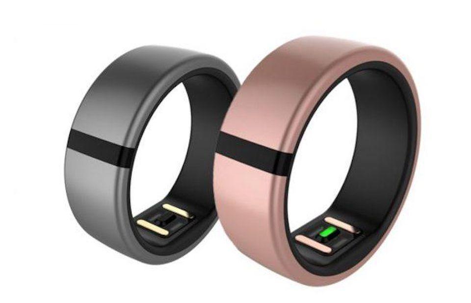 The Motiv smart ring