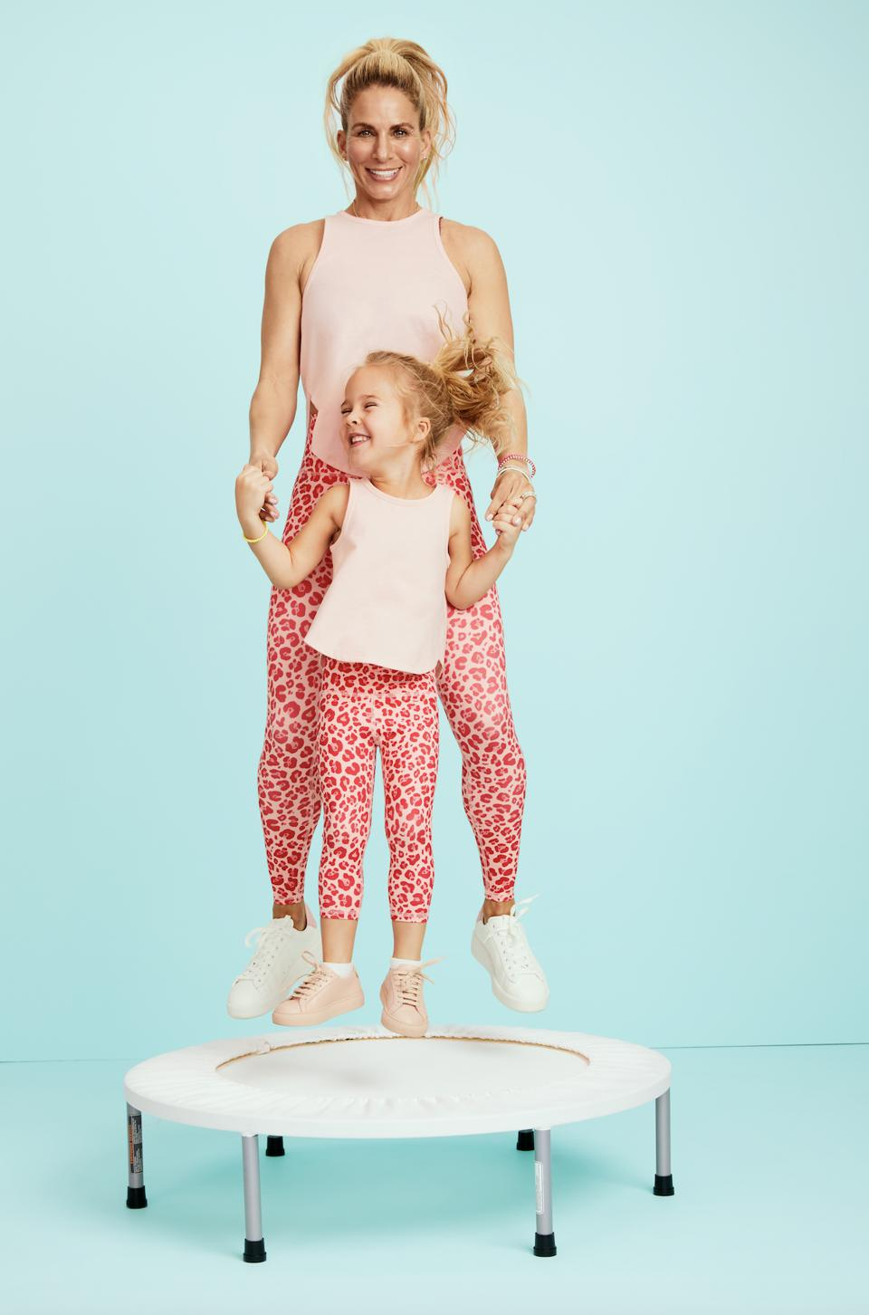 Fabletics 'Do Everything' Outfit from the Mother-Daughter Capsule Collection