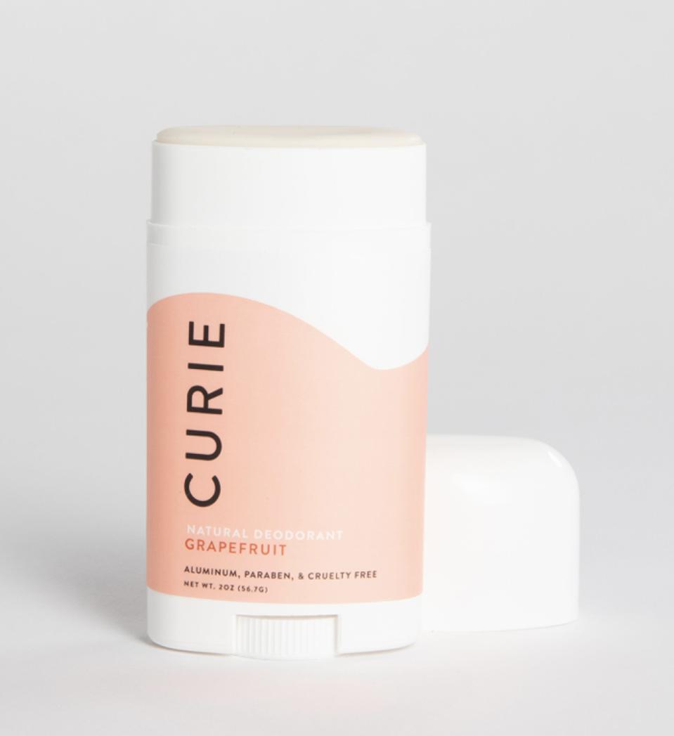 Curie Natural Deodorant