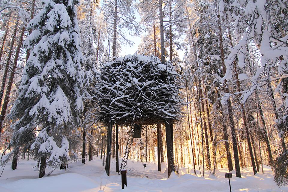 Treehotel/Peter Lundström/WDO