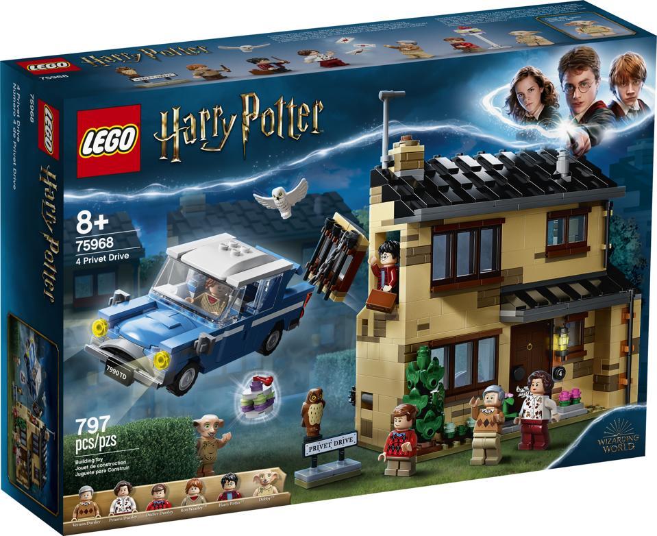 LEGO Harry Potter: 4 Privet Drive
