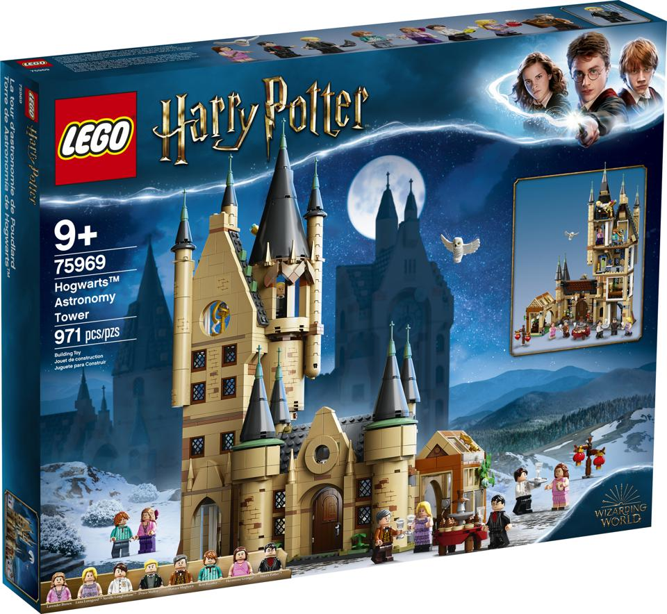 LEGO Harry Potter: Astronomy Tower