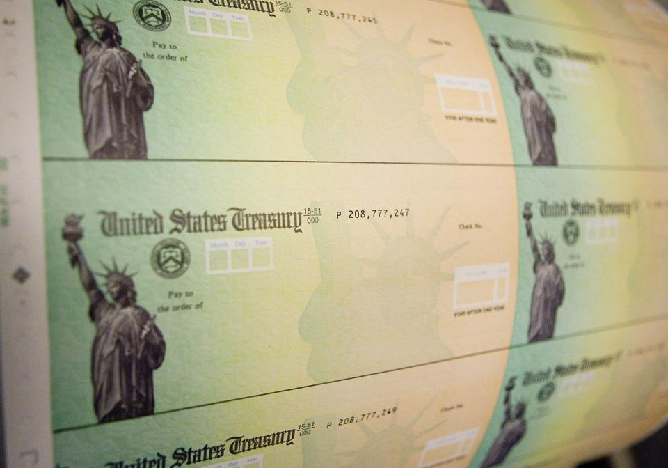 IRS will need updated banking information from Social Security recipients.