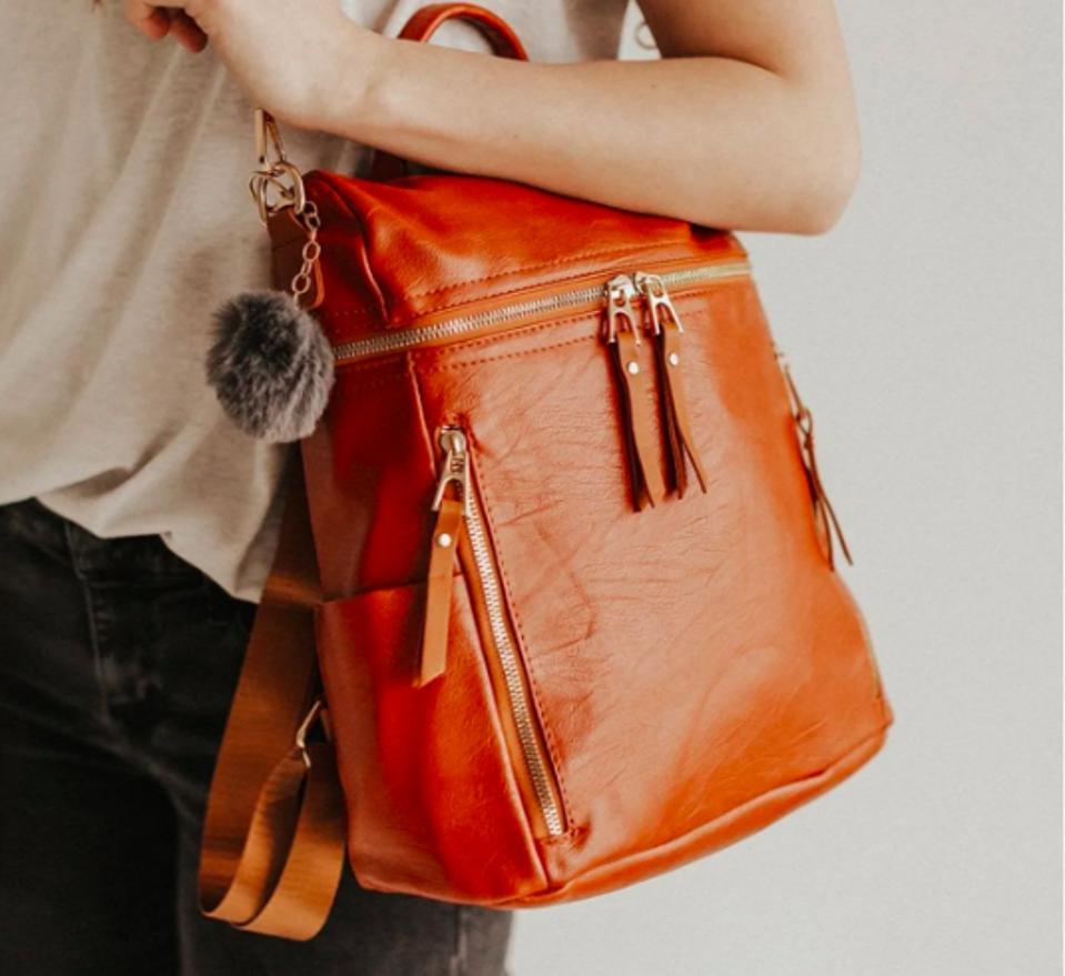 Amelia Backpack Satchel